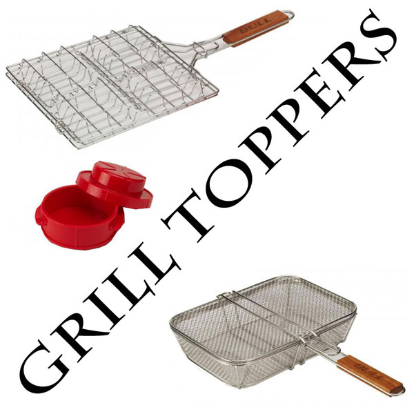 Grill Toppers