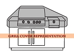 Basic SurLast Grill Island Cover