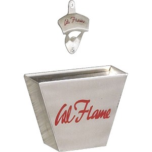 Cal Flame Bottle Opener and Catcher